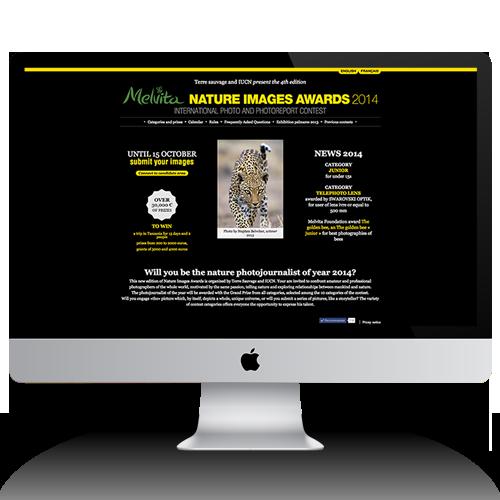 Melvita Nature Images Awards 2014