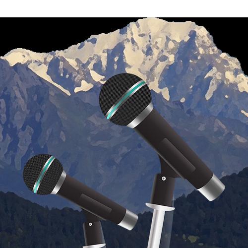 Animation colloque Fondation Compagnie du Mont-Blanc