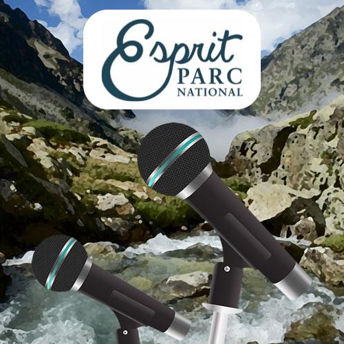 Evénement marque Esprit Parc national