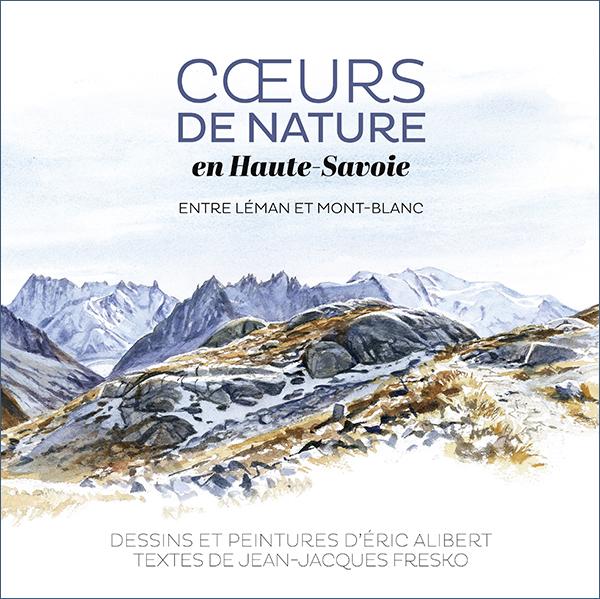 Livre Cœurs de Nature en Haute-Savoie