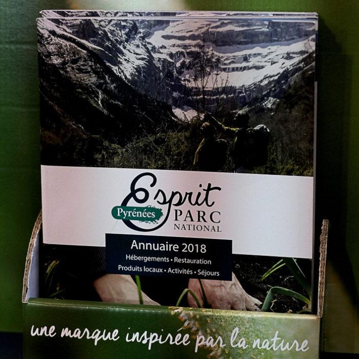 Lancement catalogue séjours Esprit Parc national